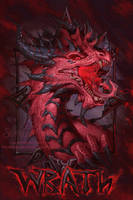 The Seven Sins - Wrath by The-SixthLeafClover