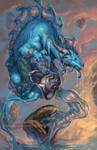 2014 Zodiac Dragons - Aquarius
