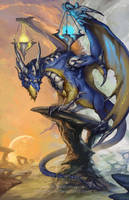2014 Zodiac Dragons - Libra by The-SixthLeafClover