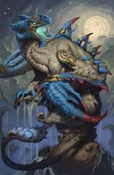 2014 Zodiac Dragons - Cancer
