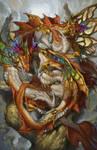 2015 Zodiac Dragons - Pisces