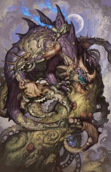 2015 Zodiac Dragons - Cancer