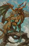 2015 Zodiac Dragons - Sagittarius