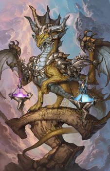 2015 Zodiac Dragons - Libra