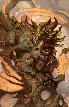 2015 Zodiac Dragons - Leo