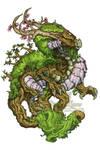 Spring Dragon Design