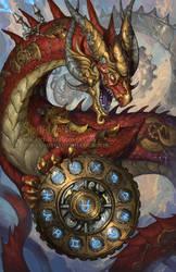 2015 Zodiac Dragons Ophiuchus