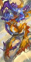 2016 Zodiac Dragons Pisces