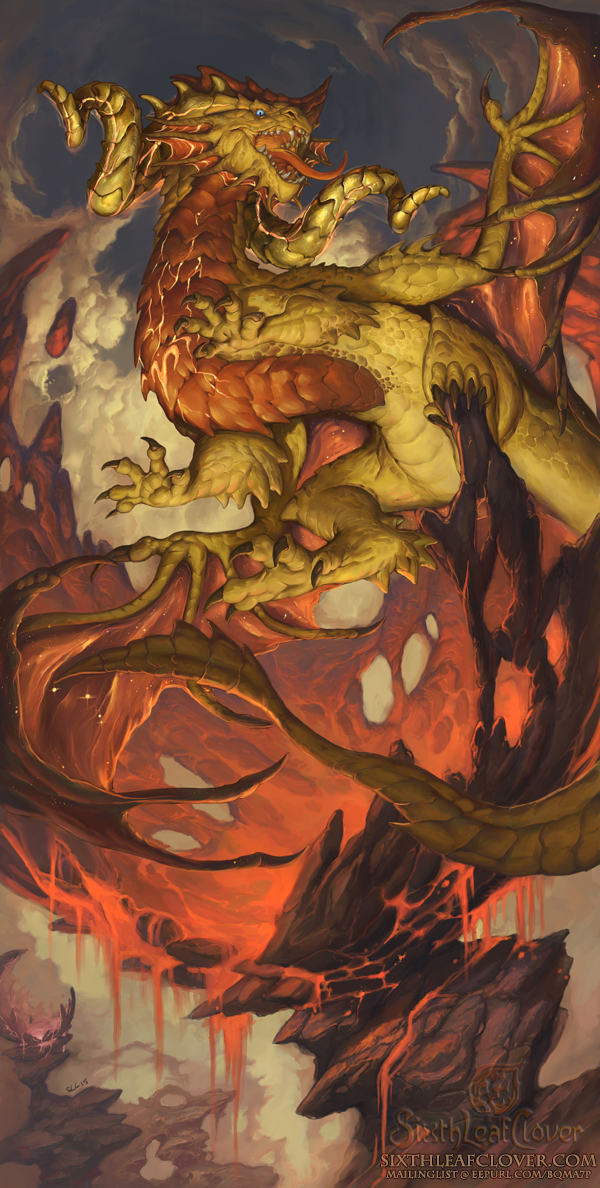 2016 Zodiac Dragons Aries