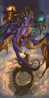 2016 Zodiac Dragons Libra