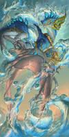 2016 Zodiac Dragons Aquarius