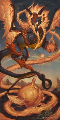 2016 Zodiac Dragons Leo