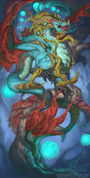 2016 Zodiac Dragons Capricorn
