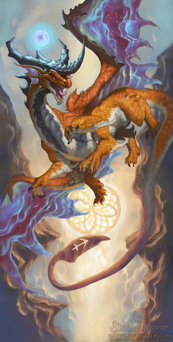 2016 Zodiac Dragons Sagittarius