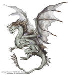 Astral Dragon Concept - Beastiary 5