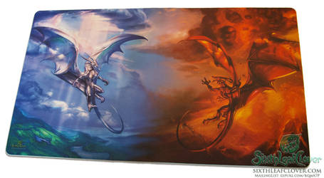 Order and Chaos Dragons Playmat PRE-ORDER
