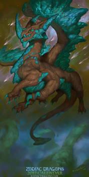 2017 Zodiac Dragons Sagittarius