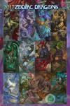 2017 Zodiac Dragons Collection