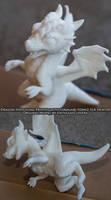 Dragon Hatchling - New 3D Resin Printer