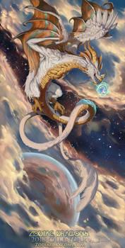 2018 The Pure Earth Zodiac Dragon Virgo