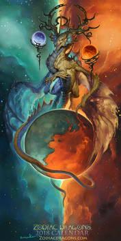 2018 The Balanced Air Zodiac Dragon Libra