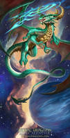 The Fire Archer Zodiac Dragon Sagittarius