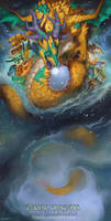 2018 Zodiac Dragon Ophiuchus