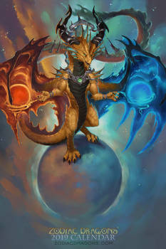 2019 Zodiac Dragon Libra