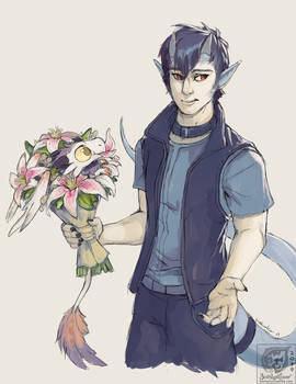 Flower Dragons
