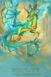 2020 Zodiac Dragons Aquarius