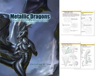 Drawing and Painting Dragons Digitally Tutorial Bo