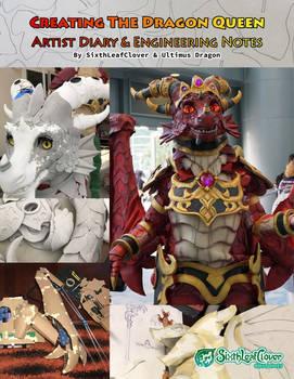 Creating The Dragon Queen - Book Process