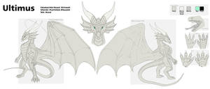 Ultimus Dragon 2020 Reference Sheet
