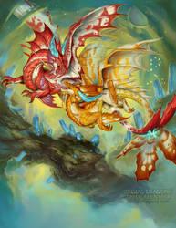 2021 Zodiac Dragons Pisces