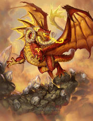 2021 Zodiac Dragon Aries