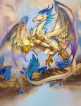 2021 Virgo Dragon by The-SixthLeafClover