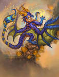 2021 The Scorpion Dragon Scorpio