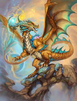 2021 Zodiac Dragon Libra