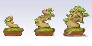 Grow a Bonsai Dragon