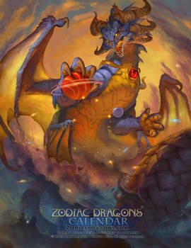 2022 Zodiac Dragon Ophiuchus