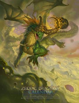 2022 Zodiac Dragon Taurus