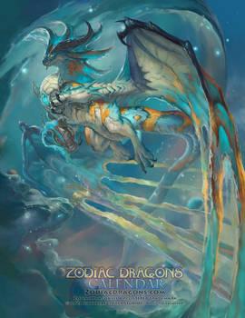 2022 Zodiac Dragon Aquarius