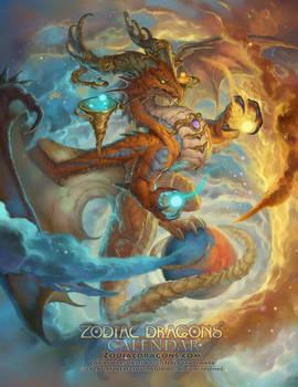 2022 Zodiac Dragon Libra