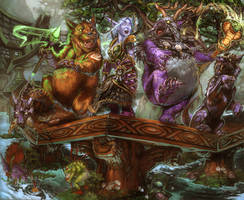 Dance of the druids