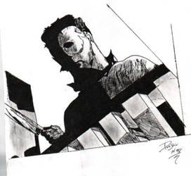 Halloween Michael Myers ink