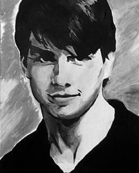 Tom Cruise Acrylic