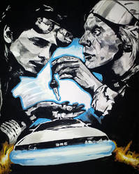 Back to the Future Tribute