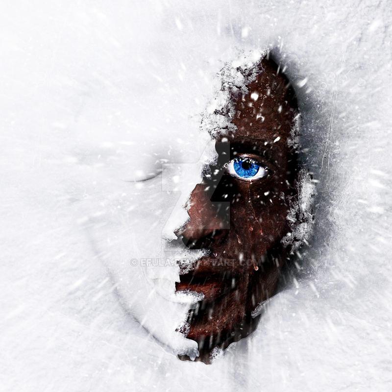 Snowfall by efula