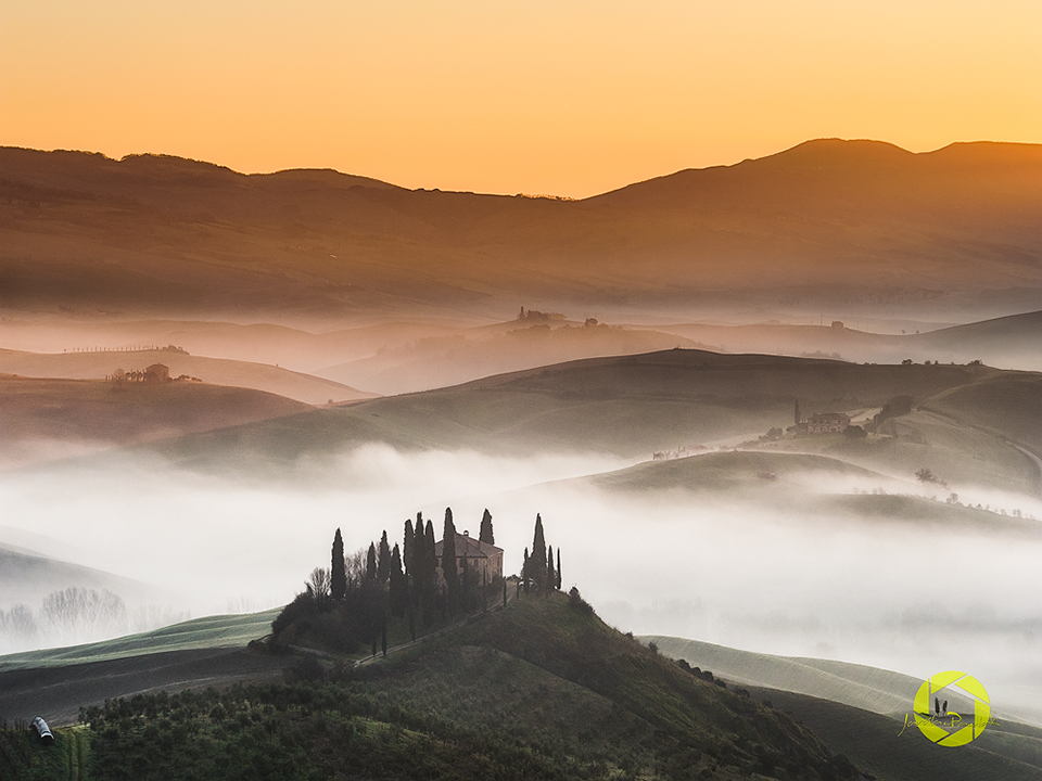 Val d'Orcia/Tuscany by JPawlak