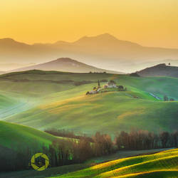 Val d'Orcia/Tuscany